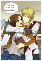 Jareth teacher and Sarah  - Comic continued? by 10esas