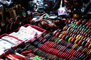 bangles from Jogja by fiegga