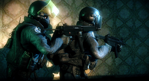 GIGN by kig043030