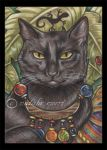Bejeweled Cat 11 by natamon