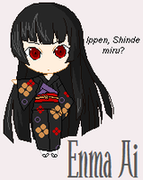 Enma Ai by Queen-of-Geeks