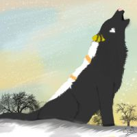 REQUEST~ : 'Winter howling' by Sniperisawesome