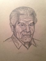 Grandfather Rangel by Lorredelious