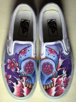 customized vans3 by graynd