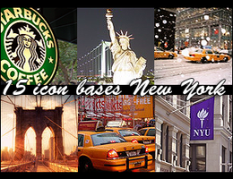 15 icon bases New York by GinnyBonnie