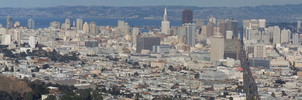 San Francisco Panorama by orangebananas