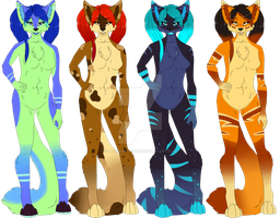 Adopt Batch 8  POINTS ARE ACCEPTED by Mewberry-Chan