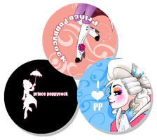 PoppyPins by briteddy