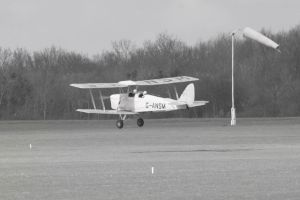 Tigermoth Airborne by Melee-pic