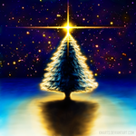 Christmas Tree by KMArts