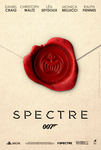 SPECTRE Teaser Poster #1 by marketto007