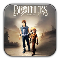 'Brothers: A Tale of Two Sons' Icon in Flurry by asmodeopt