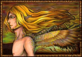 Autumn Lament by Marsuministeri