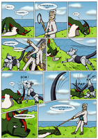 Creatures and overseas friends - Page 2 by DisccatFR