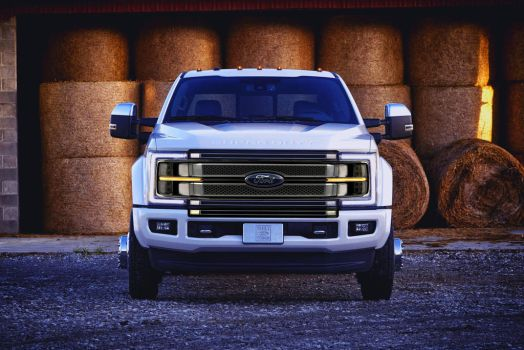 FORD SUPER DUTY 2017 Super Chief by jamyankovich