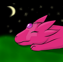 Sleeping Dragon by Airy-Styles