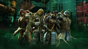 Teenage Mutant Ninja Turtles Wallpaper 1920x1080 by sachso74