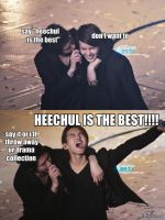 Heechul is the best by Enaeh