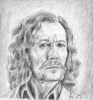 Sirius Black by LoonaLucy