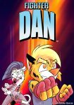 Fighter Dan cover by Sam-ZG