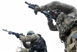 Special purpose units of the FSB by SkilletSNG