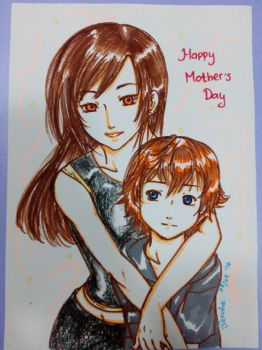 Happy Mother's Day by VercheLicious