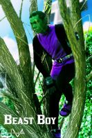 Beast Boy by TitanesqueCosplay