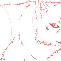 WOLF ANIMATION! .:Stream:. WIP by iCaitlynn