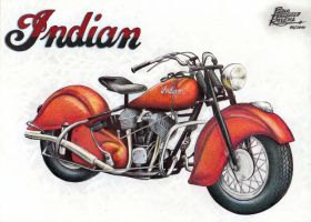 Moto Indian by pablofdezr