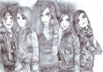 Black Veil Brides by x-Musty-x