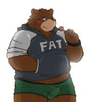 FAT Hoodies by ShinodaHamazaki