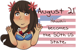 APH | Hawai'i is Here by Chickadde1