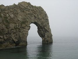 Durdle Door by yourstock