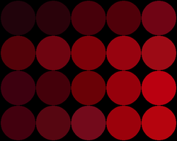 Red Palette 2013 by Miraxe