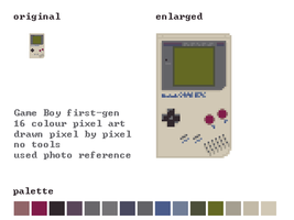 Game Boy by megablast