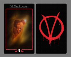 VI. The Lovers by FugueState
