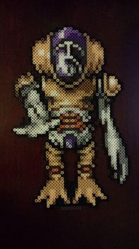 Lavos Final Form from Chrono Trigger by psycosulu