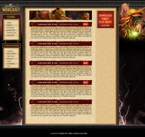 Empire of warcraft by luciano by webgraphix