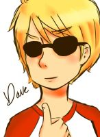Dave Strider by sora0cacahuate