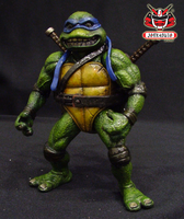 TMNT THE MOVIE 1990 REPAINT 01 by wongjoe82