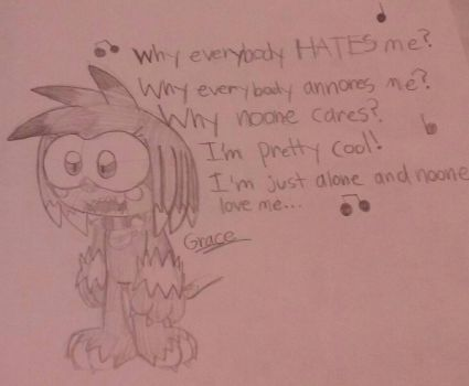 Hate! by GraceTheEchidna