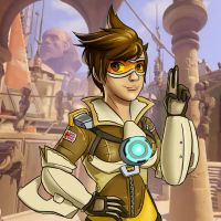 Tracer by Kuurion