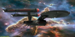 U.S.S. Enterprise 2266-2270 by TrekkieGal