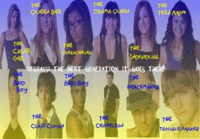 Degrassi: The Next Generation by AmericanxDreamer