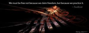 Freedom | Quote by DanaHaynes