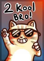2 Kool Bro ~ Valentine by little-space-ace