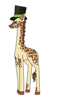 Imguraffe (: by Queen-Lynxie