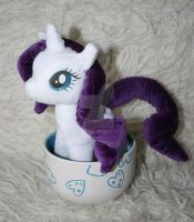 MLP: Cute Litlle Rarity by Sky-Griffin