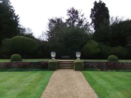 Formal Garden 02 by fuguestock