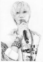 Lee TaeMin by ChinMa